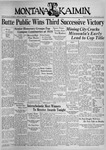 The Montana Kaimin, May 14, 1937