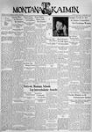 The Montana Kaimin, May 18, 1937