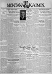 The Montana Kaimin, May 21, 1937