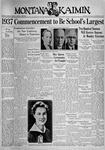 The Montana Kaimin, June 4, 1937