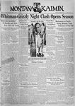 The Montana Kaimin, September 24, 1937