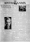 The Montana Kaimin, October 12, 1937