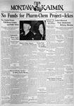 The Montana Kaimin, October 15, 1937
