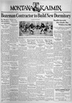 The Montana Kaimin, October 19, 1937