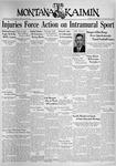 The Montana Kaimin, October 26, 1937