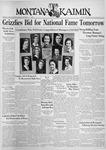 The Montana Kaimin, November 5, 1937
