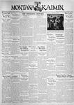 The Montana Kaimin, November 12, 1937