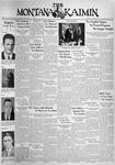 The Montana Kaimin, November 16, 1937