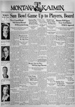 The Montana Kaimin, November 30, 1937