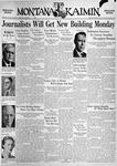 The Montana Kaimin, December 10, 1937
