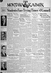 The Montana Kaimin, January 7, 1938