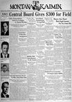 The Montana Kaimin, January 14, 1938