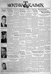 The Montana Kaimin, January 18, 1938