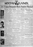 The Montana Kaimin, January 21, 1938