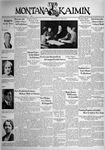The Montana Kaimin, January 25, 1938
