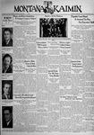 The Montana Kaimin, February 1, 1938