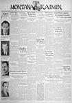 The Montana Kaimin, February 4, 1938