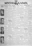 The Montana Kaimin, February 8, 1938