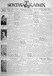 The Montana Kaimin, February 11, 1938