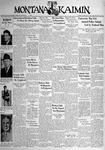 The Montana Kaimin, February 15, 1938