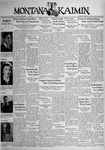 The Montana Kaimin, February 22, 1938