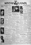 The Montana Kaimin, February 25, 1938