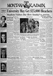 The Montana Kaimin, March 11, 1938