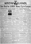 The Montana Kaimin, March 25, 1938