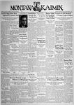 The Montana Kaimin, March 29, 1938