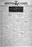The Montana Kaimin, April 5, 1938