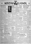 The Montana Kaimin, April 29, 1938