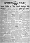 The Montana Kaimin, May 13, 1938