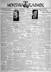 The Montana Kaimin, May 17, 1938