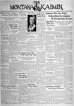 The Montana Kaimin, May 24, 1938