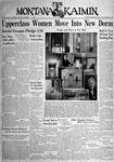 The Montana Kaimin, September 27, 1938