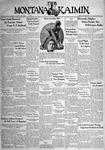 The Montana Kaimin, September 30, 1938
