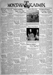 The Montana Kaimin, October 18, 1938