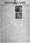 The Montana Kaimin, October 21, 1938