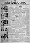 The Montana Kaimin, October 25, 1938