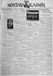 The Montana Kaimin, November 1, 1938