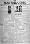 The Montana Kaimin, November 29, 1938