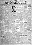 The Montana Kaimin, December 2, 1938