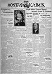 The Montana Kaimin, December 6, 1938