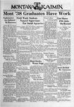 The Montana Kaimin, January 10, 1939
