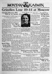The Montana Kaimin, January 11, 1939