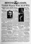 The Montana Kaimin, January 12, 1939