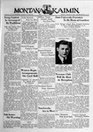 The Montana Kaimin, January 13, 1939
