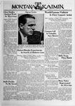 The Montana Kaimin, January 18, 1939