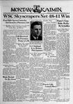 The Montana Kaimin, January 24, 1939