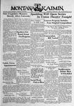 The Montana Kaimin, February 1, 1939